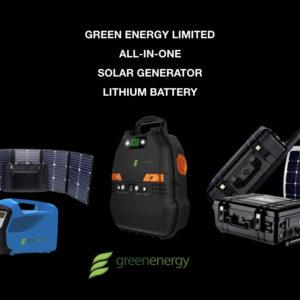 Portable Off Grid Solar Generators
