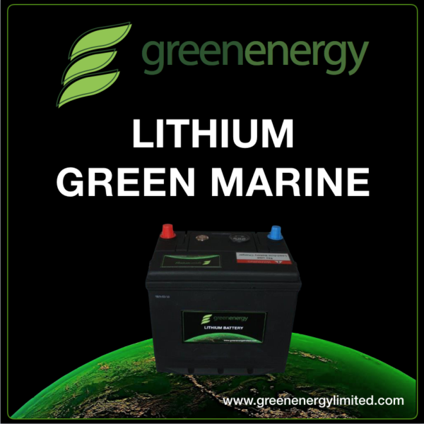 Lithium-ion Starter Battery Green energy Limited